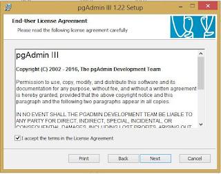 Cara menggunakan PgAdmin dan mengaktifkan developer mode pada Odoo
