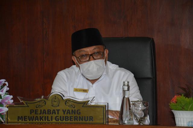 Gubernur Beri Tanggapan Terhadap Pemandangan Umum Fraksi-Fraksi DPRD NTB