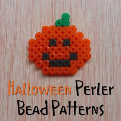 halloween perler bead patterns and ideas. Black Bedroom Furniture Sets. Home Design Ideas