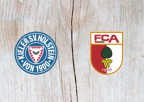 Holstein Kiel vs Augsburg - Highlights 6 Feb 2019