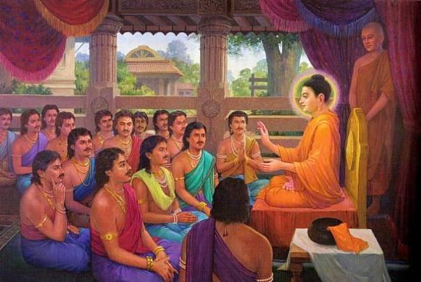 Đức Phật dạy chúng ta cách xem ngày giờ tốt