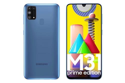 Samsung announces the Galaxy M31 Prime Edition