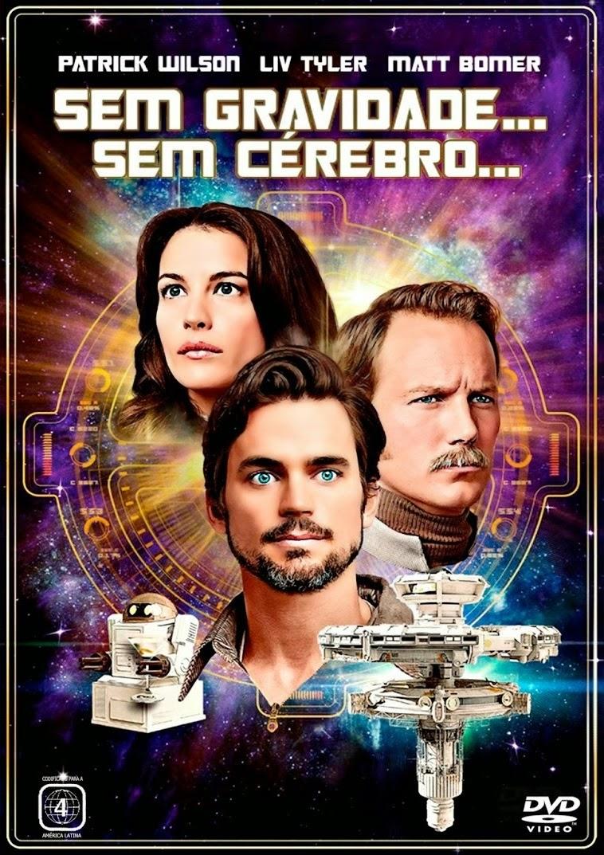 Poster do filme Sem Gravidade... Sem Cérebro...