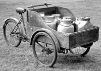 vehículo de empresario moderno
