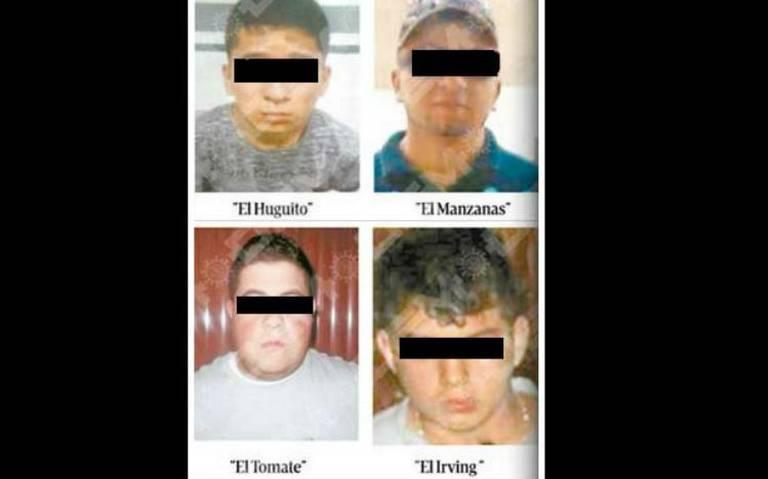 Identifican a cuatro sicarios que participaron en balacera de Garibaldi.