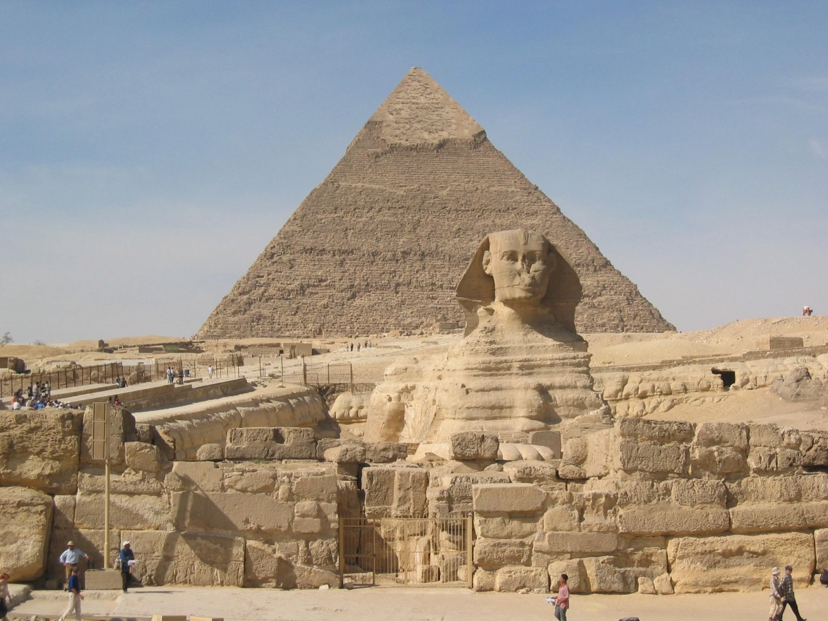 what did noah s granddaughter discover in egypt