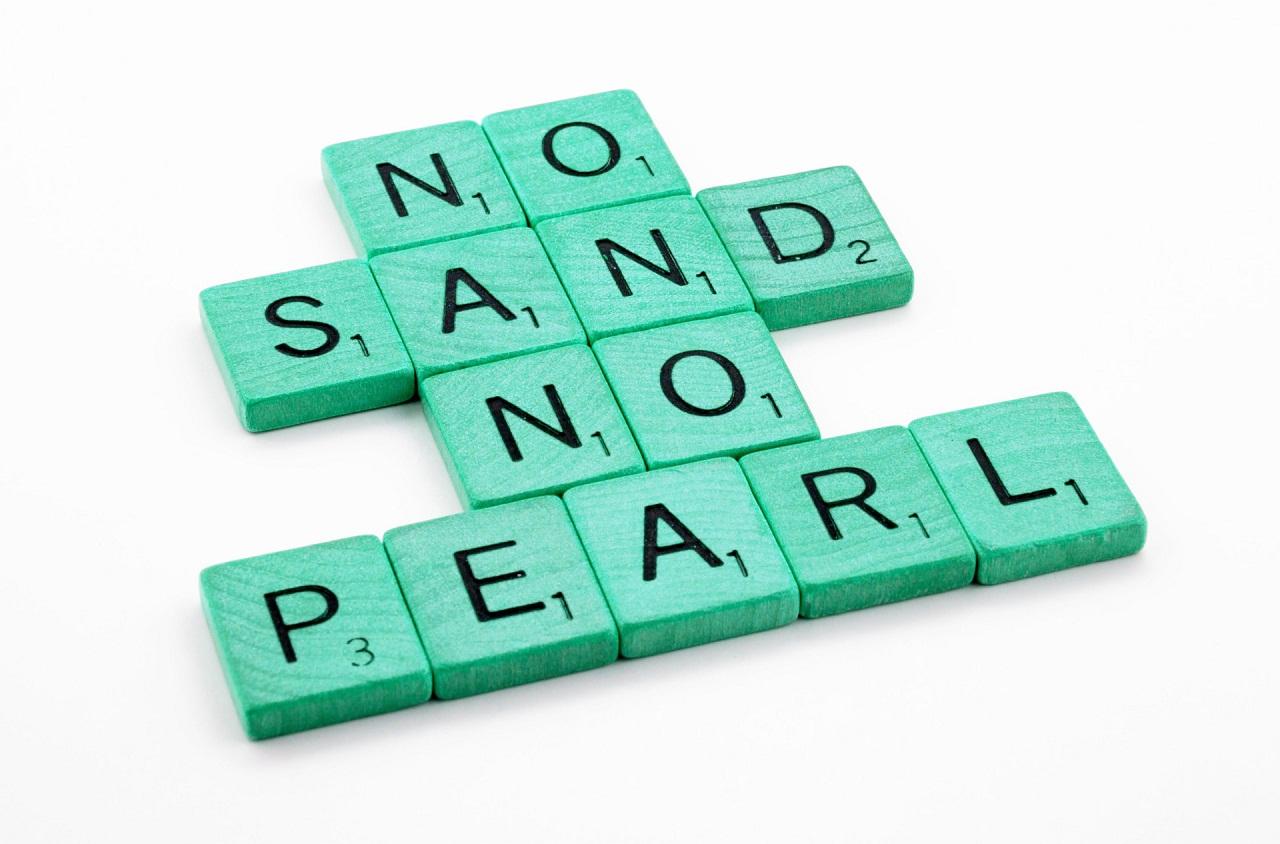 No Sand No Pearl
