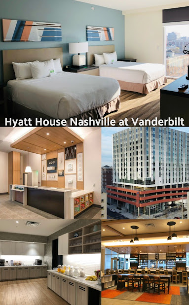 Hyatt House Nashville at Vanderbilt Nashville, Tennessee