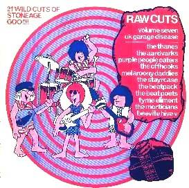 Various Raw Cuts Volume One Garage French