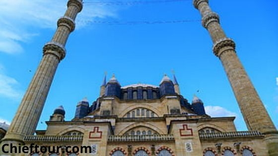 Edirne, the hearty place in Turkey:
