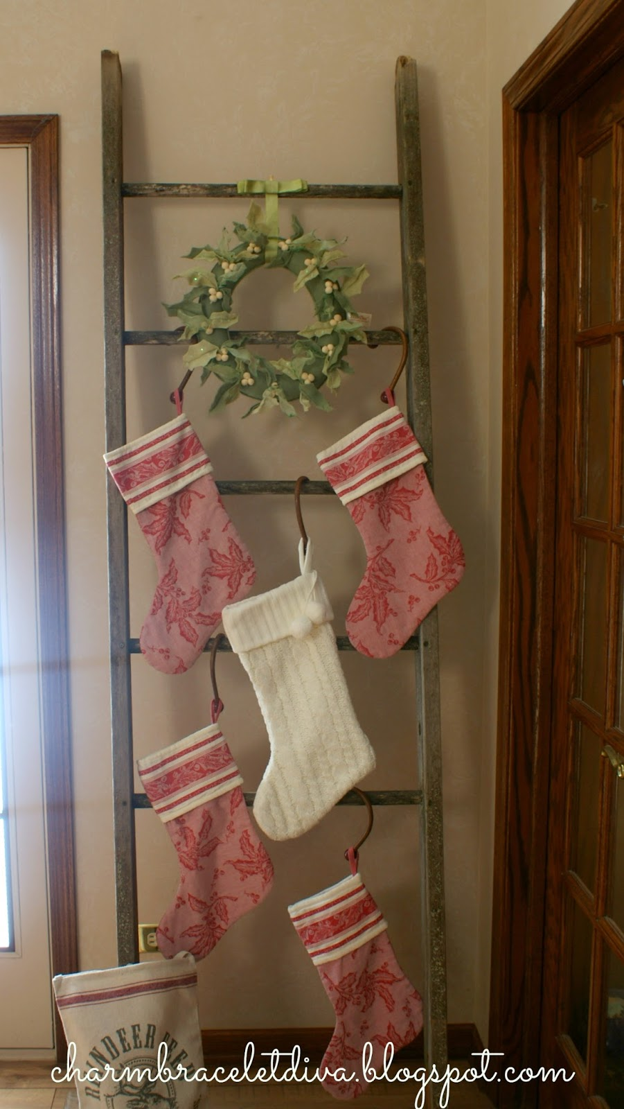 Christmas Stocking To Knit