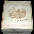 Napa Valley Wooden Wine Box Pictures