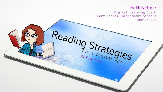 Reading Strategies for a Digital Age