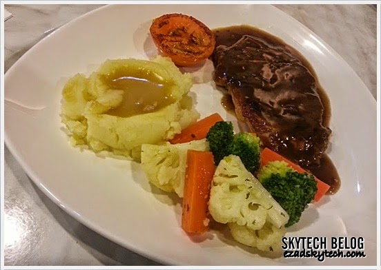 Kenny Rogers Beef N' Reef Moments - Signature Grilled Beef Steak