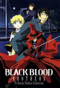 Download Black Blood Brothers Subtitle Indonesia (Batch)