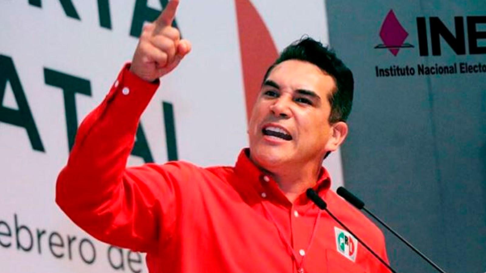 Alejandro Moreno: Intentar desaparecer al INE es una ofensa para la democracia