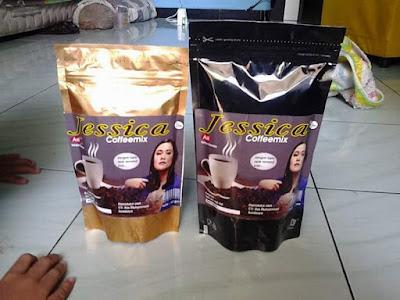 Beredar Kopi Jessica Bermerek 'Coffee Jessica Coffemix', Pakai Sianida?
