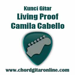 Chord Camila Cabillo Living Proof