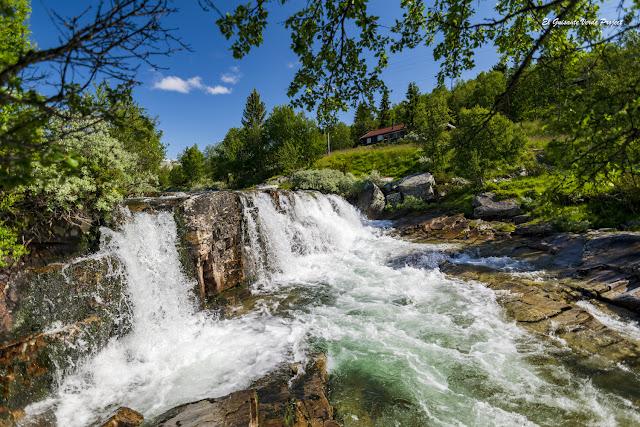 Riberas del río Ula, Ruta Brudesloret, Rondane - Noruega, por El Guisante Verde Project