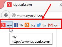 Toolbar di Mozilla mempunyai fungsi menampilkan  Cara Menampilkan Toolbar di Mozilla