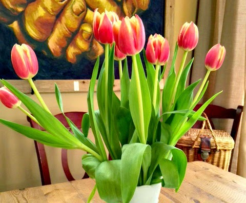 A Mother's Day Tip For Tulips