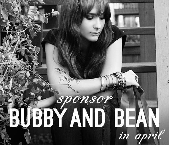 Join the Bubby & Bean Sponsor Team