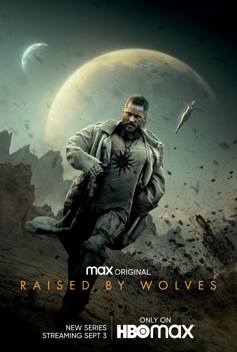 مسلسل Raised by Wolves الموسم الاول الحلقة 7 السابعة مترجمة