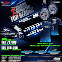 Yamaha Run for Heroes • 2020
