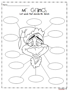 The Speech Knob: It's All About the Graphic Organizer