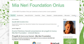 Creazione template sito Roma noprofit