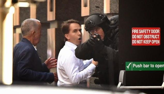 sydney australia hostage