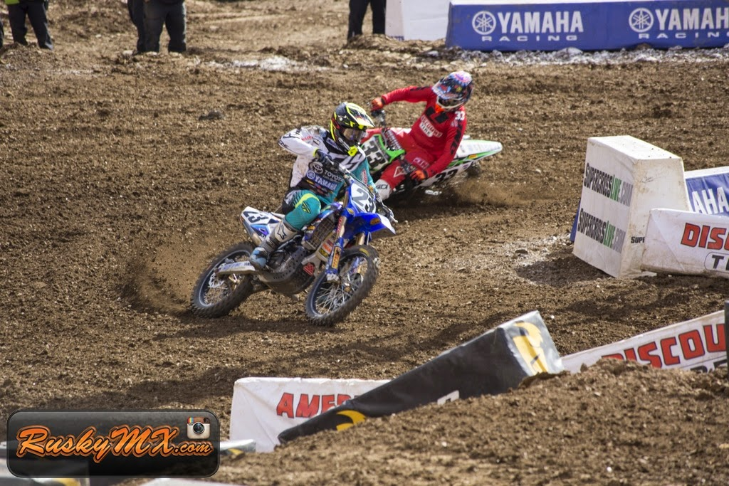 Weston Peick Metlife SX 2015