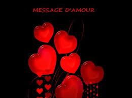 Beau message d'amour pour elle