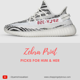 Shopping, Style and Us: India's Best Shopping and Self-Hep Blog - #FallTrend2018 | Yeezy SPLY-350 On Need Supply Co.