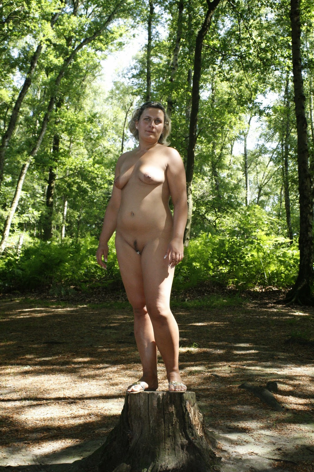 Milf In Woods 83