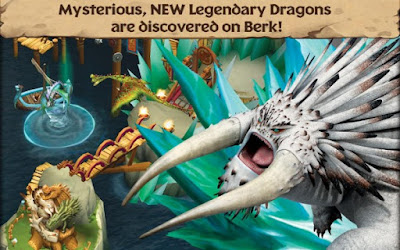 Dragons: Rise of Berk apk latest