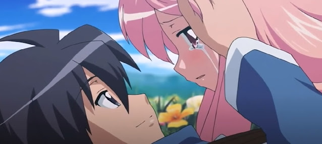 mejores anime ecchi
