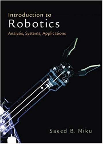Book on Introduction to Robotics: Analysis, Systems, Applications