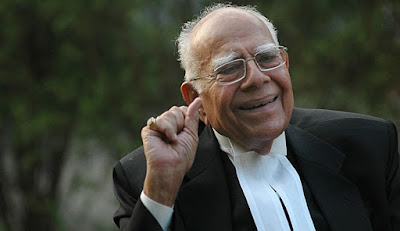 Veteran Lawyer Ram Jethmalani passes away at 95