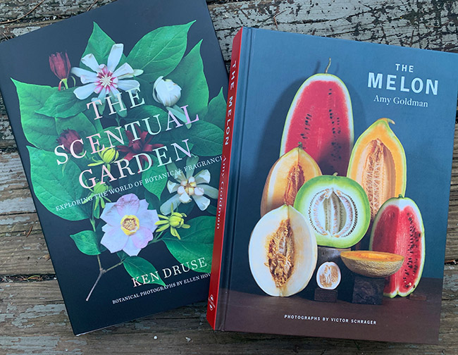 Two Outstanding Gardening Books for those Long, Winter Nights
