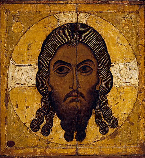 Icon of the Savior Made Without Hands