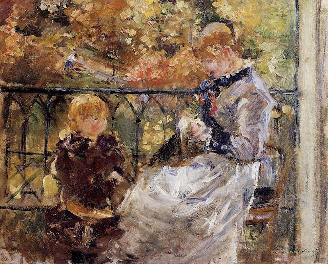 Art Amp Artists Berthe Morisot Part 2
