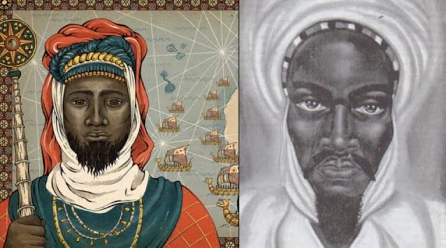African King, Mansa Abubakar II Discovered Americas in 1312. (180 Years Before Columbus.)