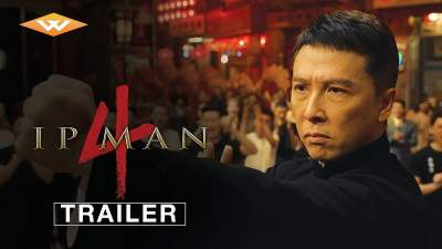 Ip Man 4: The Finale 2019 Hindi Dubbed 480p HD