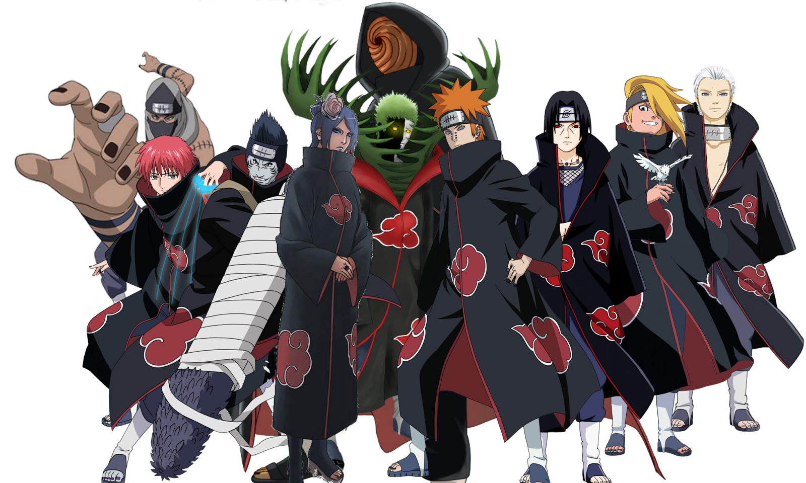 Cute Godly Wallpapers Naruto Villains Are More Than U Think Page 2
