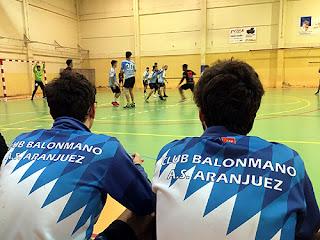 Fotos Balonmano Santiago Aranjuez