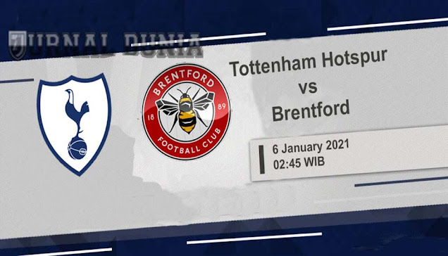 Prediksi Tottenham Hotspur Vs Brentford