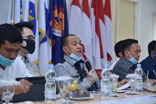 DPRD Medan Apresiasi Kinerja Gugus Tugas Kabupaten Batubara