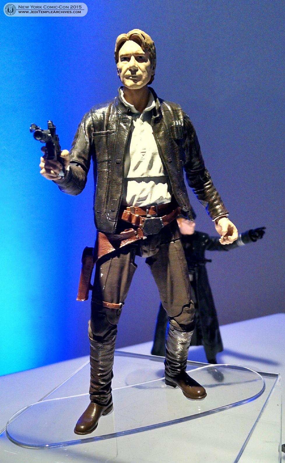 Star Wars 7 Han Solo Tod