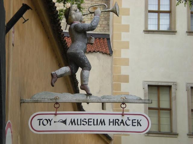 Museu dos Brinquedos, Praga